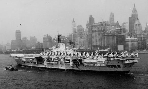 オーディシャス級空母(HMS Ark R...