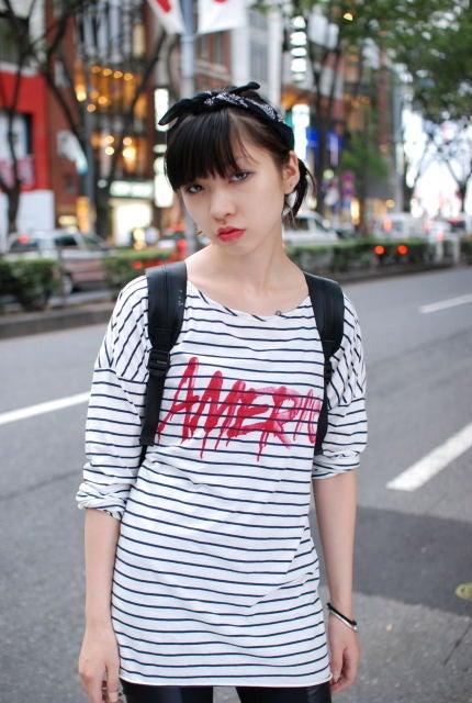 ファッションスナップ (Fashion Snap) *Nom de plume*