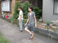 $河和田アートキャンプ2009 blog