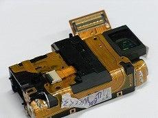 COOLPIX S70 レンズユニット