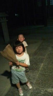 格闘親子と、のほほん母-090925_2027~01.jpg