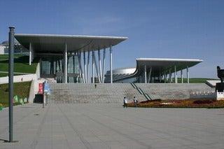 中国大連生活・観光旅行通信**-1内モンゴル博物館