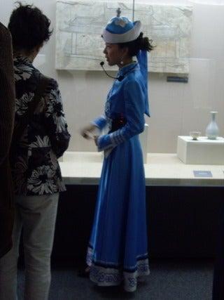 中国大連生活・観光旅行通信**-7内モンゴル博物館