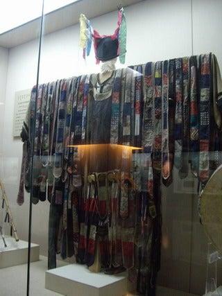 中国大連生活・観光旅行通信**-3内モンゴル博物館
