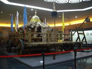 中国大連生活・観光旅行通信**-9内モンゴル博物館