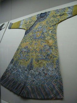 中国大連生活・観光旅行通信**-2内モンゴル博物館