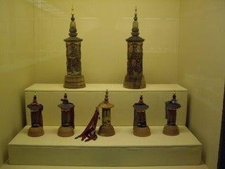 中国大連生活・観光旅行通信**-10内モンゴル博物館