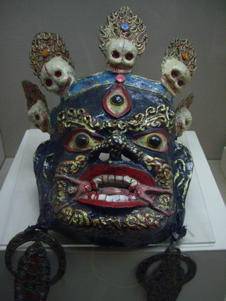 中国大連生活・観光旅行通信**-4内モンゴル博物館