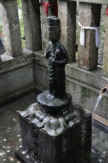 やまさんのゲップ-清水寺(ぬれ手観音)