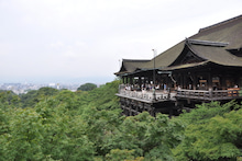 やまさんのゲップ-清水寺(舞台)