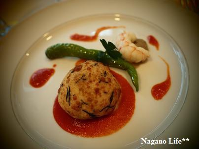 Nagano Life**-豆腐のがんも仕立て