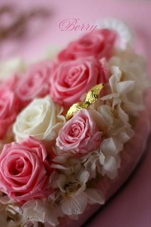 プリザーブドフラワーサロン「BERRY」主宰 こおりみゆきの薔薇色の暮らし