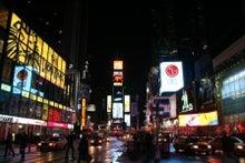 世界一周★タイムズ-0218夜のタイムズスクエア