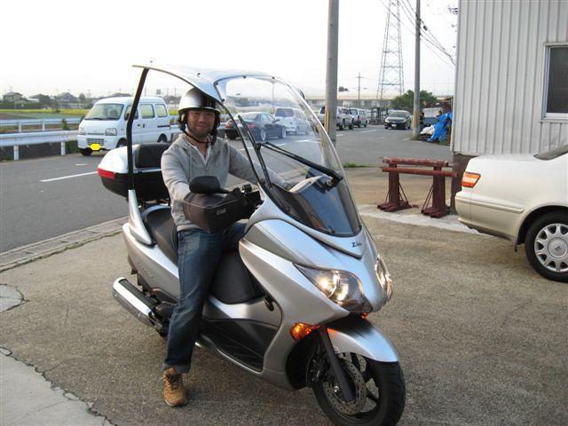 京都の女職人が書く板金屋さんのブログ☆★-バイクとオーナー様