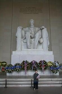 世界一周★タイムズ-0219リンカーン記念館