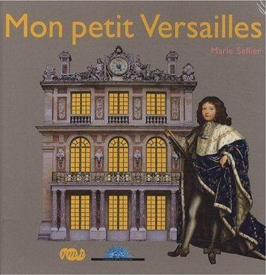 フランス絵本プティトラン-ヴェルサイユ