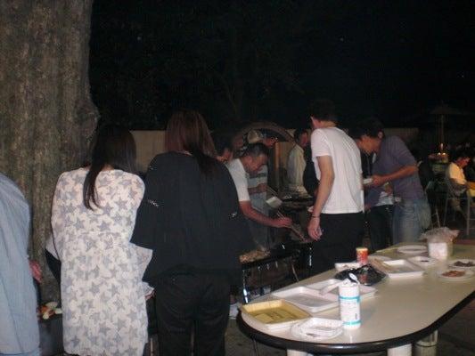 パサニアツリーのヒトリゴト ┗┫* ' v ' *┣-婚活BBQパーティ