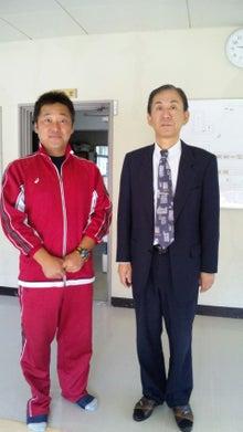 宇和島市立住吉小学校にて。 | ...