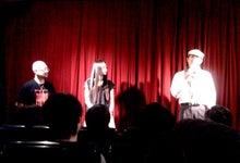 吸血少女対少女フランケンのブログ-10.11 福岡舞台挨拶2