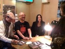 吸血少女対少女フランケンのブログ-10.11 福岡舞台挨拶3
