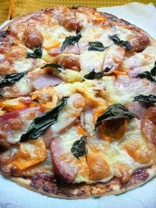 日々 更に駆け引き-ピザ