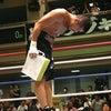 或るボクサーの引退の画像