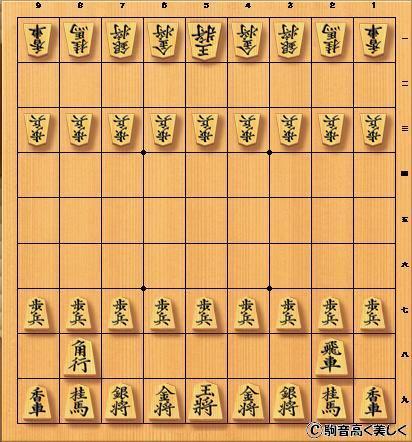 ルール 将棋