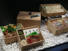 $nodoka ~ きもの はじめ-お弁当サンプル2