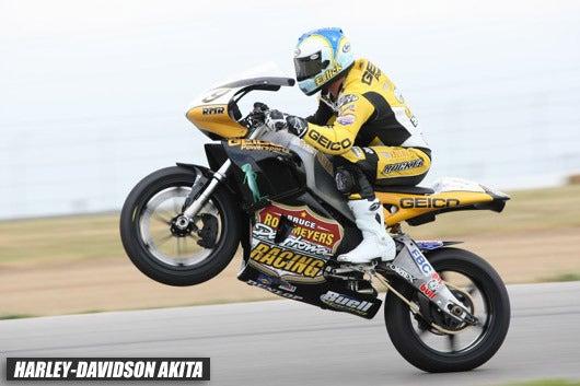 Harley-Davidson秋田は今日も営業中/ブログ版-GEICO BUELL