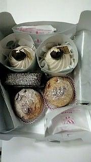 ミッキーのblog-10/18ケーキ