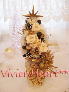 Vivien Heart**-スノーホワイト