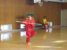 中国武術・横浜武術院のblog-演武8