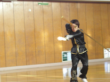 中国武術・横浜武術院のblog-演武19