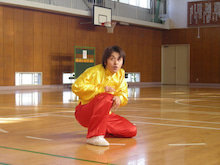 中国武術・横浜武術院のblog-演武10