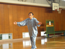 中国武術・横浜武術院のblog-演武16