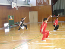 中国武術・横浜武術院のblog-演武3