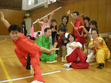 中国武術・横浜武術院のblog-演武29