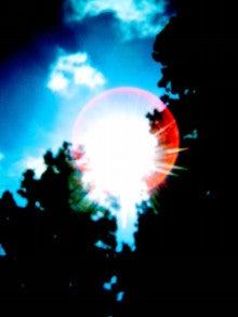 太陽 天河
