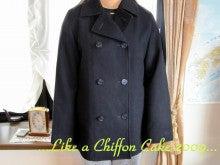 シフォンケーキのように・・・♪-coat1