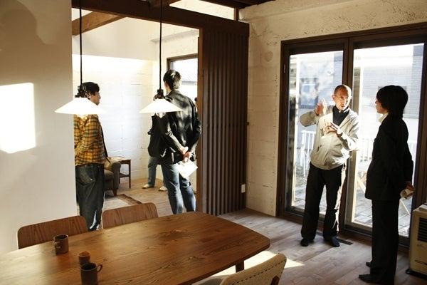 $リノベーションで心豊かな北海道の暮らしを実現したい!-見学会3