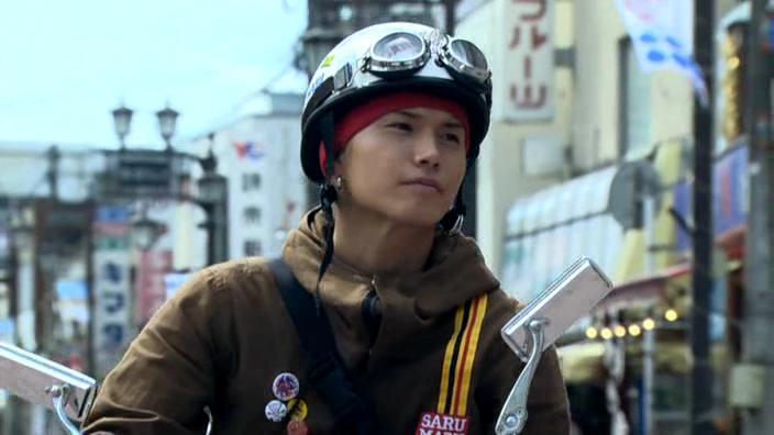 Mrs☆kokoの心の落書き WORLD-Mrskoko-猿ロック予告