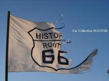 カーコレクションルート66 ~66LIFE~ ★アメ車 ブログ★-ルート66 フラッグ
