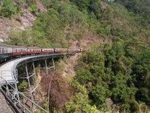 ときたま日記-kuranda_railway
