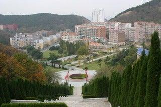 中国大連生活・観光旅行通信**-10大連 英雄記念公園