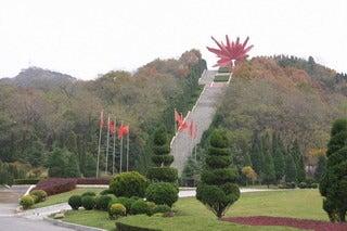 中国大連生活・観光旅行通信**-5大連 英雄記念公園
