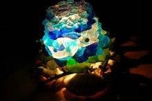 うるまんちゅ 海に暮らす-シーボーンアートおきなわ・ランプシェード