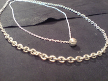 $Silver Accessory  『TINACOUTURE』のぶろぐ