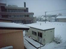 雑記帳-雪景色