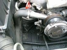 $ベンツトラブルナビゲーター | ~ベンツ修理,相談室~-W124 オルタネーター交換