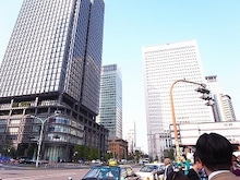 seikelab研究室日記-大手町歩き